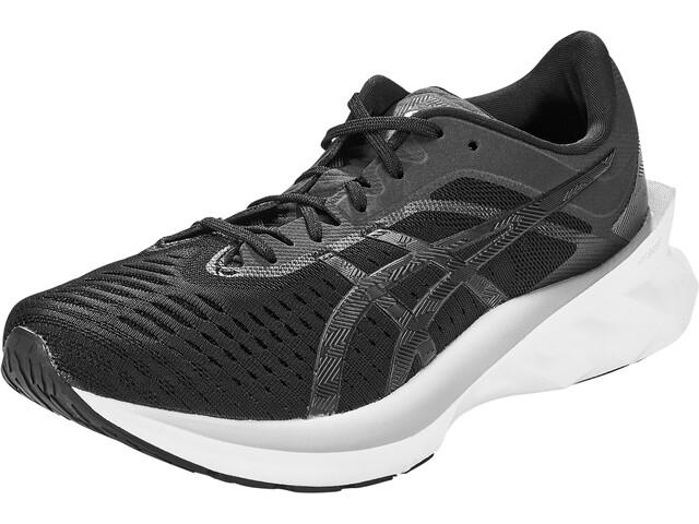 asics Novablast Shoes Women, black/carrier grey